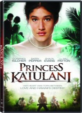 Princess Kaiulani DVD Cover Art