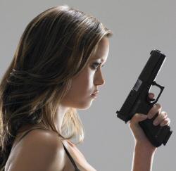 Sarah Connor Chronicles: Summer Glau as Cameron
