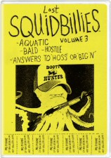 Squidbillies Volume 3 DVD Cover Art