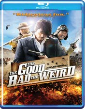 The Good, The Bad, The Weird Blu-ray Cover Art