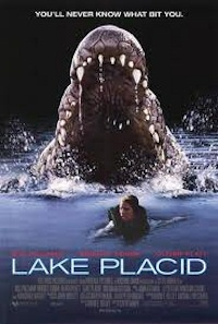 Lake Placid movie poster
