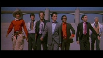 Team Banzai from The Adventures of Buckaroo Banzai