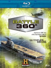 Battle 360 Blu-ray Cover Art