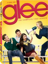 Glee: The Complete First Season DVD Cover Art
