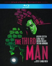 The Third Man Blu-ray Cover Art