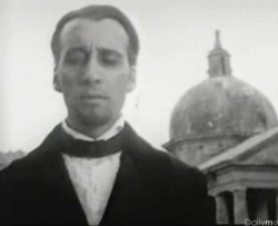 Christopher Lee in Castle of the Living Dead