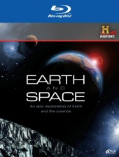 Earth and Space Blu-Ray