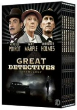Great Detectives Anthology