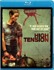 High Tension Blu-ray Cover Art