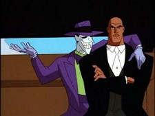 Joker and Luthor from The Batman-Superman Movie