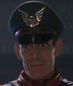 Raul Julia as Bison in Street Fighter