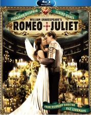 Romeo + Juliet Blu-Ray