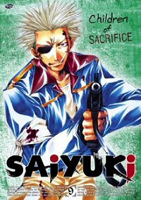 Saiyuki, Vol. 9: Children of Sacrifice