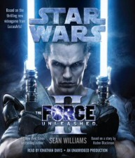 Star Wars: The Force Unleashed 2 Audiobook Cover Art