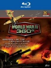 World War II 360 Blu-ray Cover Art