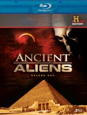 Ancient Aliens: Season One Blu-Ray