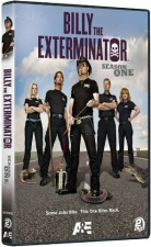 Billy the Exterminator: Season One DVD