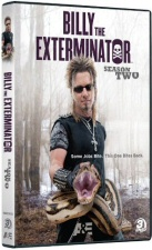 Billy the Exterminator: Season Two DVD