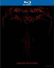 Metalocalypse Season 3 Blu-Ray