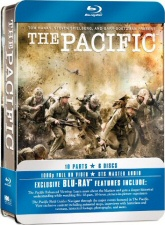 The Pacific: Blu-Ray