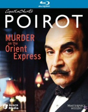 Poirot: Murder on the Orient Express Blu-Ray