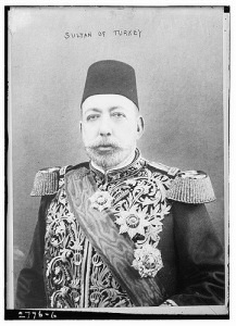 Sultan of Turkey