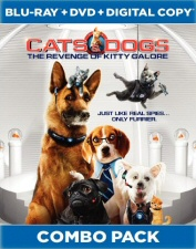 Cats and Dogs: Revenge of Kitty Galore Blu-Ray