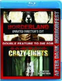 Borderland/Crazy Eights Blu-Ray
