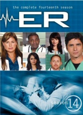 ER: Complete Fourteenth Season DVD