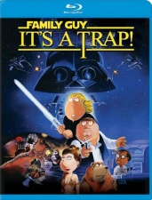 Family Guy: It's a Trap Blu-Ray