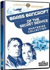 Brass Bancroft of the Secret Service DVD