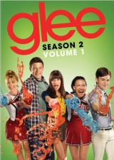 Glee Season 2, Vol. 1 DVD
