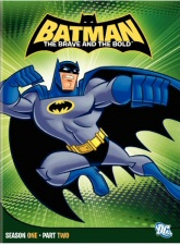 Batman: The Brave and the Bold: Season 1, Part 2 DVD