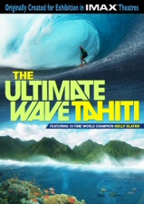 Ultimate Wave Tahiti DVD
