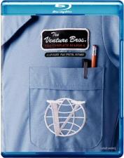Venture Bros. Season 4 Blu-Ray