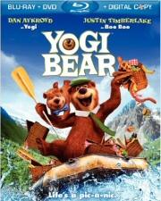 Yogi Bear Blu-Ray