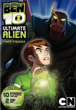 Ben 10: Ultimate Alien: Power Struggle DVD
