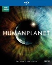 Human Planet: The Complete Series Blu-ray