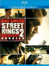 Street Kings 2: Motor City Blu-Ray