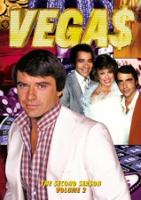 Vegas: The Second Season, Vol. 2 DVD