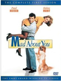 Mad About You Season 1 DVD cover