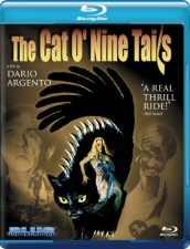 Cat o Nine Tails Blu-Ray