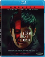 I Saw the Devil Blu-Ray