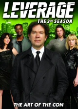 Leverage Season 3 DVD