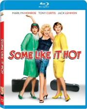 Some Like It Hot Blu-Ray