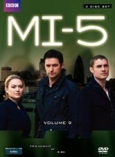 MI-5, Vol. 9 DVD