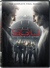 SGU: Stargate Universe: Final Season DVD