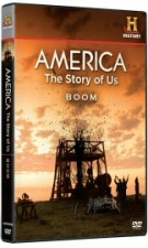 America: Story of Us: Boom DVD