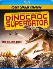 Dinocroc vs. Supergator Blu-Ray