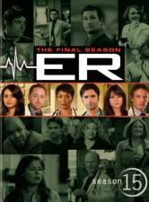 ER Final Season 15 DVD